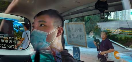 Eerste Hongkonger veroordeeld onder omstreden Chinese wet: 9 jaar cel  voor vlag met leus
