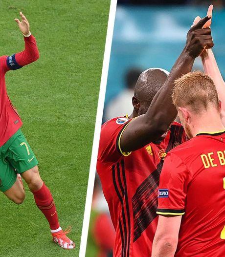 Le Portugal et Ronaldo sur la route des Diables en huitième de finale