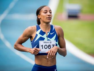 """Nafi Thiam loopt in Nijvel derde tijd uit carrière op 200m: """"Ik weet nu waar ik sta"""""""