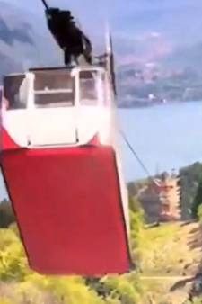 Les images tragiques de l'accident de téléphérique en Italie