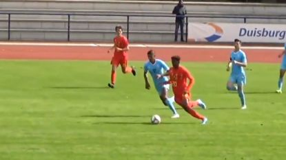 Anderlecht verliest weer 16-jarig talent: Mbangula trekt naar het grote Juventus