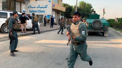 Minstens 14 doden en 145 gewonden na aanslag op politiegebouw in Kaboel