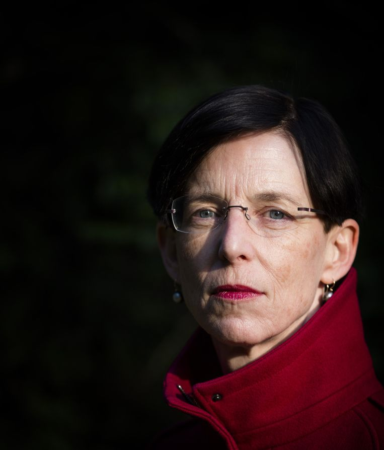 Laura van Geest, directeur van het Centraal Planbureau (CPB). Beeld null