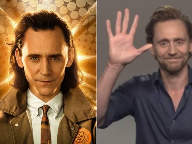 """INTERVIEW. Tom Hiddleston over eigen Disney+-reeks 'Loki': """"Uren nodig gehad om Owen Wilson te overtuigen"""""""