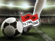 Hekkensluiter Zwaluwe na vijf minuten kansloos