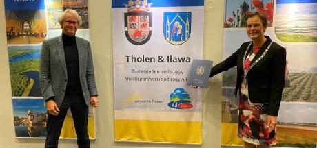Burgemeester en oud-gemeentesecretaris benoemd tot ereburger in Poolse zusterstad