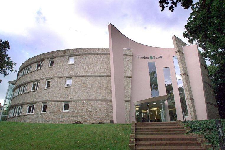 Het kantoor van de Triodos Bank in Zeist. Beeld ANP