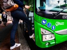 Qbuzz rijdt noodgedwongen zomerdienstregeling: te veel buschauffeurs ziek thuis met corona