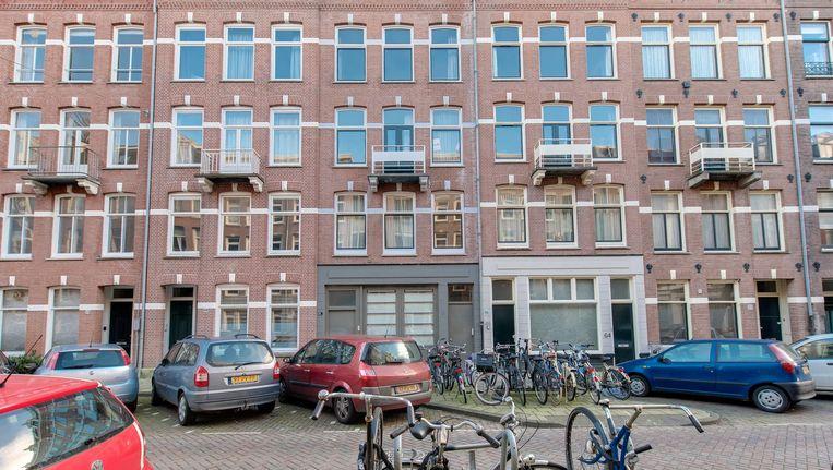 Voor een appartement van 53 vierkante meter in de Tweede Jan Steenstraat betaal je 300.000 euro Beeld Het Parool
