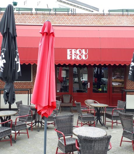 Massale belangstelling: wie wil buurtcafé Frou Frou in het Ginneken overnemen van kastelein Ad?