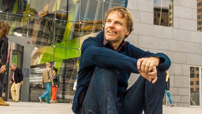 Architect Winy Maas: 'De Markthal is klaar voor de volgende stap.'