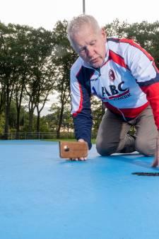 Een nieuwe skeelerpiste in Heerde is nog een hele puzzel: 'Het moet perfect zijn'