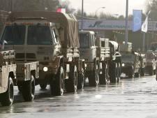 Important déploiement de chars américains en Pologne