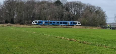 Treinverkeer tussen Hengelo en Almelo hervat na aanrijding