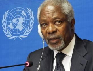 Met vertrek Annan dreigt nachtmerrie voor Midden-Oosten