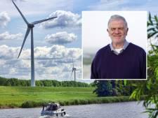 Alleen zo kan voorkomen worden dat windmolens 'als boterham met hagelslag' door Groene Hart verspreid staan