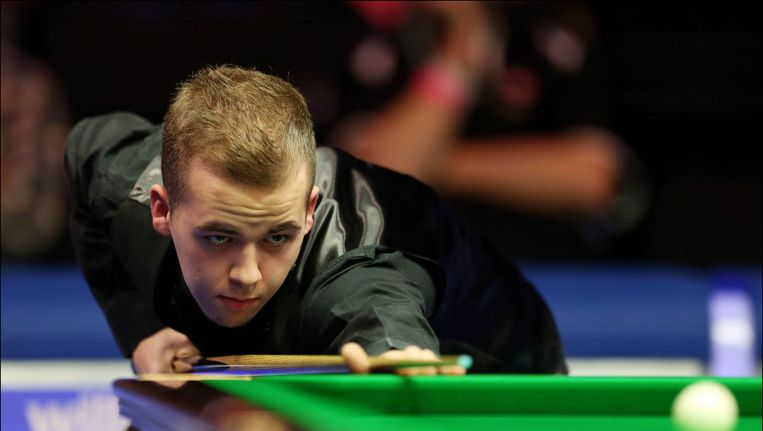 Luca Brecel (archieffoto) Beeld PHOTO_NEWS