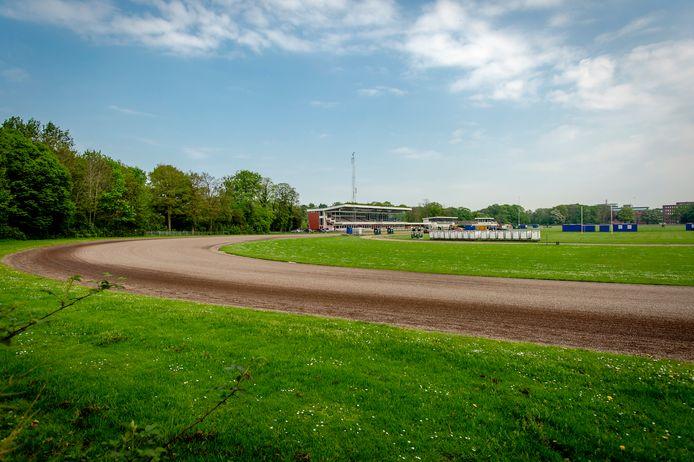 De drafbaan in Groningen