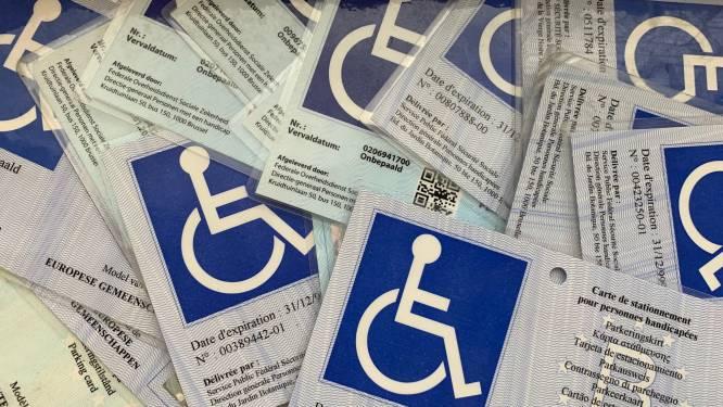 """29 bestuurders aan Westkust parkeren in krokusvakantie onterecht op mindervalidenplaats: """"Negen op de tien zijn toeristen"""""""