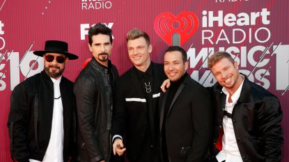 """Op 22 mei staan de Backstreet Boys in het Sportpaleis: """"We waren een stapel geld waar iedereen een deel van wilde"""""""