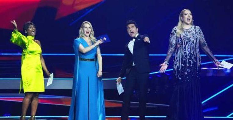 Dit zijn de meest hilarische tweets over het Eurovisie Songfestival Beeld BrunoPress