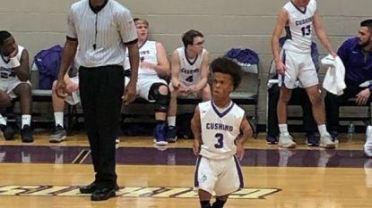 VIDEO. Deze jongen (17) bewijst in geweldig filmpje waarom hij ster van basketveld is