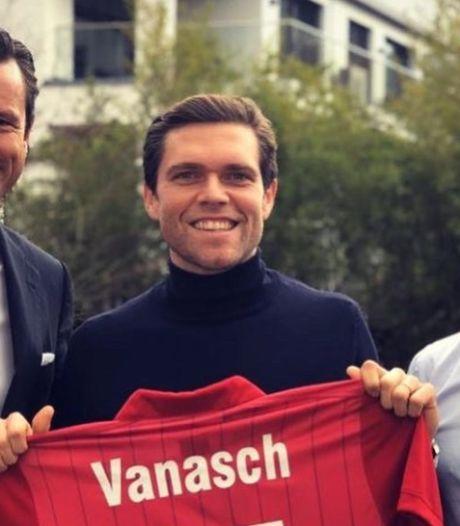 """Vincent Vanasch quitte le Waterloo Ducks: """"Besoin de nouveaux défis"""""""