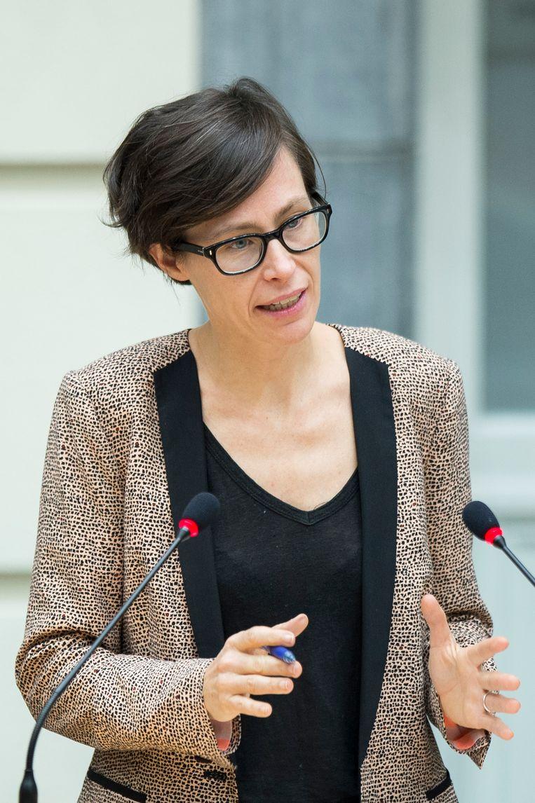 Freya Van Den Bossche. Beeld BELGA