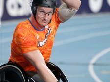 'Kenny van Weeghel uit Heeswijk-Dinther is een rolmodel in een rolstoel'