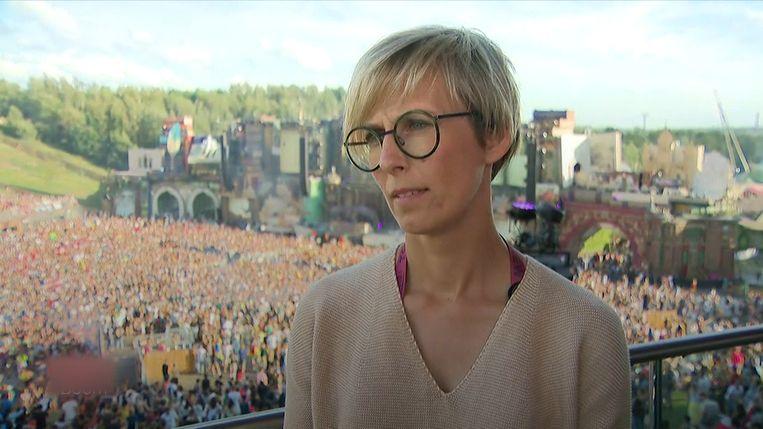 Debby Wilmsen. Beeld VTM NIEUWS