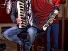 De tragiek van accordeonist Manfred Jongenelis: 'Alles gaat gewoon door'