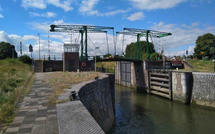 De Emmabrug in Nieuwegein.