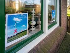 Direct omwonenden windmolens Lage Rooijen krijgen extra geld