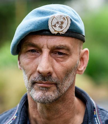 Leon Kok uit Enschede moest en zou mee naar Srebrenica: 'De missie van mijn leven'