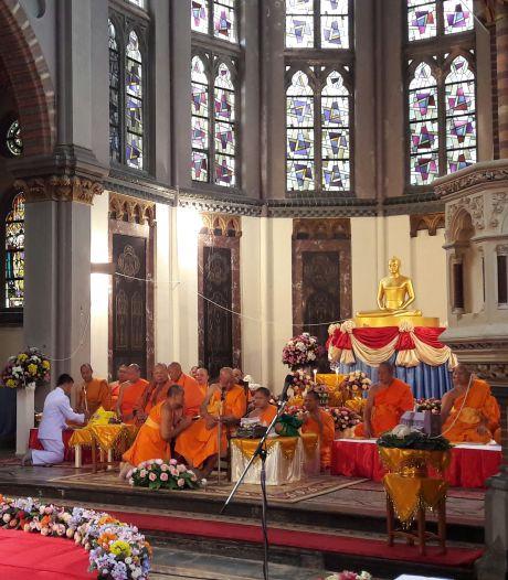 Voormalige kerk Afferden ingewijd als Thaise tempel
