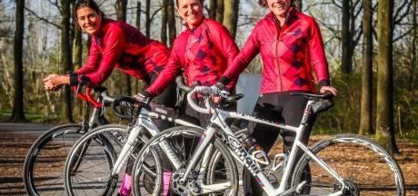 """""""Een cavaatje na het fietsen? Wij lusten ook graag een biertje!"""": vrouwelijke wielerclubs worden steeds populairder en zijn al lang geen uitzondering meer"""