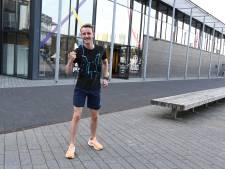 Hardloper Willem de Laat heeft alle Bossche straten 'afgetikt': bijna 4000 kilometer