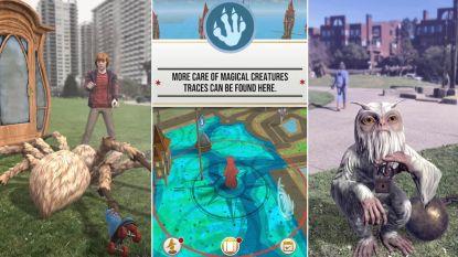 Eerste blik op 'Harry Potter: Wizards Unite', Pokémon Go voor Potterfans