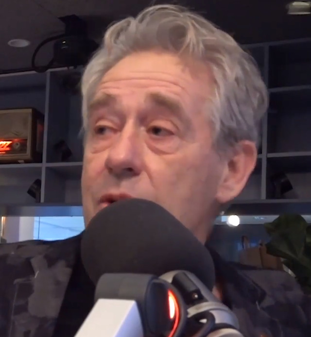 Peter Heerschop bij Radio 538.