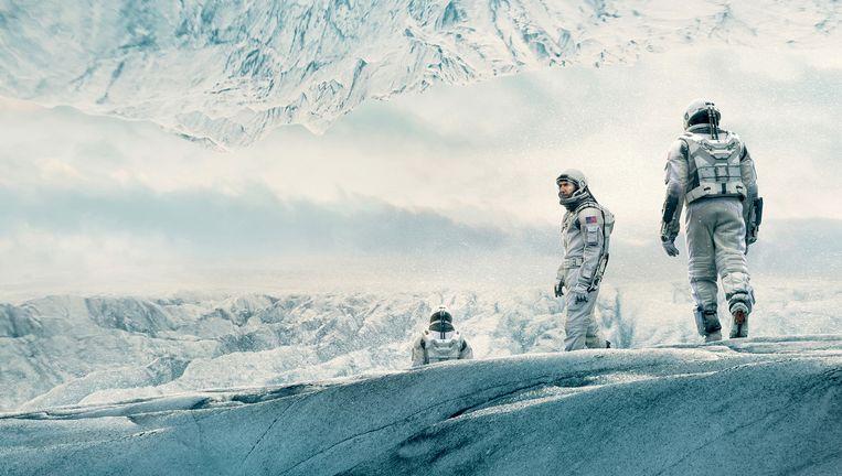 'Interstellar': Christopher Nolans beste film. Beeld RV