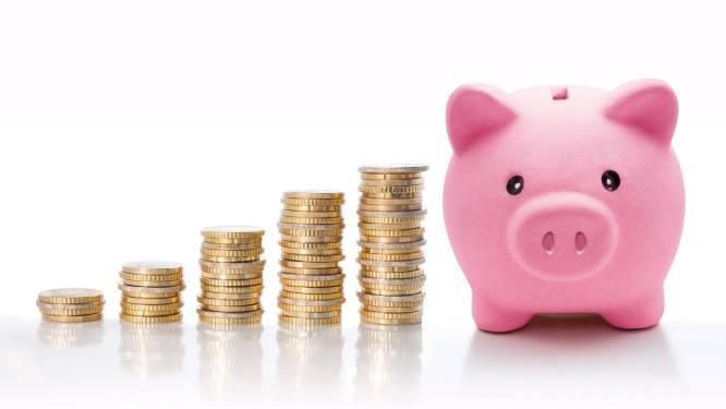 U mag volgend jaar 23 tot 32 euro extra in uw portemonnee steken