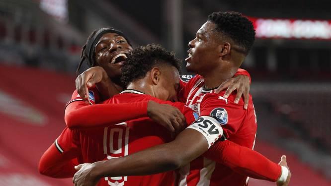 Denzel Dumfries geeft PSV de oppepper die de ploeg nodig had