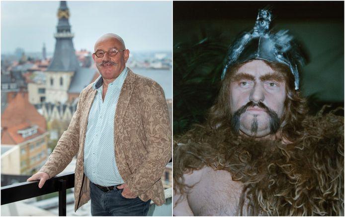 Hasselaar Luc Motmans als Ambiorix.