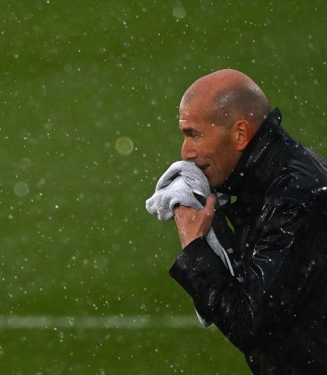"""Zidane: """"Messi? Qu'il reste à Barcelone, il est très bien là-bas"""""""