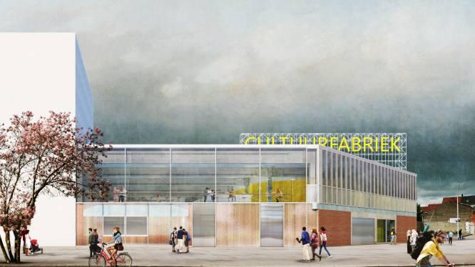 """Zo zal de nieuwe Cultuurfabriek in Izegemse drukkerij Strobbe eruitzien: """"Met respect voor het industrieel erfgoed"""""""