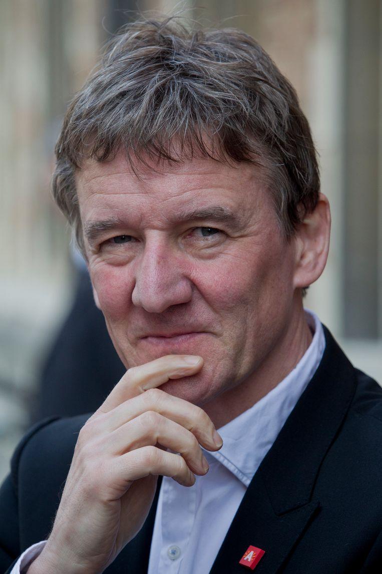 Patrick Janssens, burgemeester van Antwerpen. Beeld BELGA