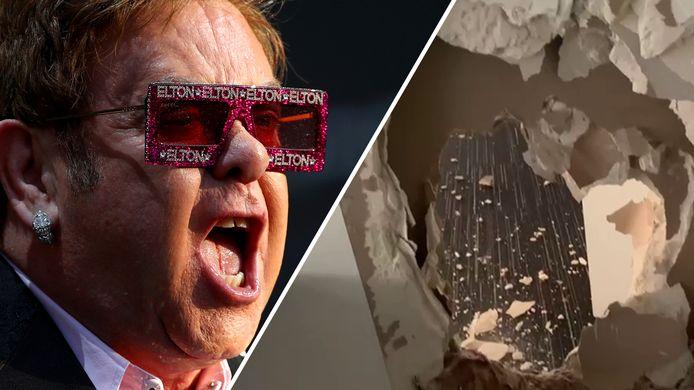Geruchten over Elton John in Gelredome en er is ingebroken bij koffiezaak Hesselink.