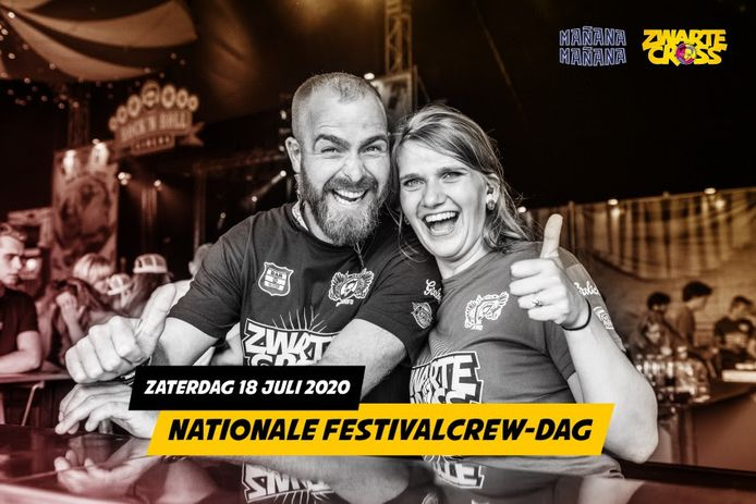 De Nationale Festivalcrew-dag