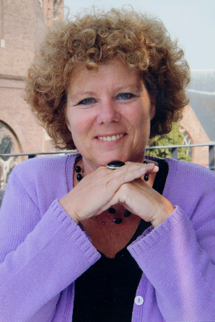 Annemiek Toonen, oudburgemeester van Culemborg en Warnsveld.