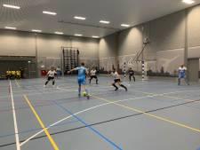Zaalvoetballers van ZVV Ede winnen ook eerste uitduel